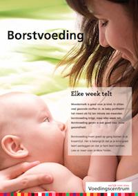 Verloskundigen Amersfoort Folder Borstvoeding Voedingscentrum