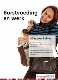 Verloskundigen Amersfoort Folder Borstvoeding en werk Voedingscentrum