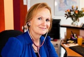 Saskia van der Knaap - Assistente bij Verloskundigen Amersfoort